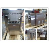 Wholesale Small capacity New Condition Industrial Food Homogenizer 500 L/H 4 KW from china suppliers