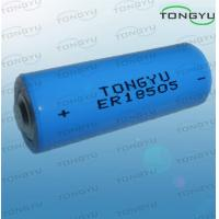 Wholesale High Voltage 3.6V Lithium Thionyl Chloride Battery ER18505 For Smoke Alarm from china suppliers