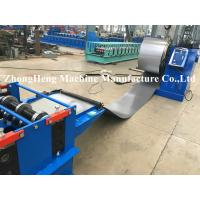Wholesale Metal Roof  Seaming Roofing Roll Forming Machine With Electric Seaming Machine For 1mm Thickness Cold Steel from china suppliers