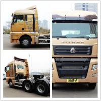 Quality SITRAK C7H 540HP 6X4 ,16 speed transmission 9 or 11 Gasbag-type lifting suspension for sale