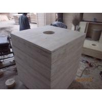 plywood with hole