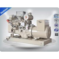 Wholesale Stamford Alternator 3 Phase Marine Generator Set 8.3 Liter Displacement from china suppliers