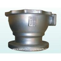 Buy cheap Customized carbon steel water pump spare parts with JIS / BSElectrical galvanizing from wholesalers