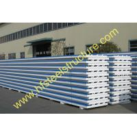 Wholesale Cold Room Corrugated EPS Sandwich Metal Roofing Sheets Wall Panels from china suppliers