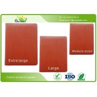 Wholesale Multi - Function Custom Office PU Loose Leaf Notebook With Zipper Business Card Pockets from china suppliers