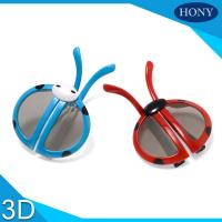 Wholesale Kids Anti Scratch Circular Polarized 3D Glasses For Long Time Use from china suppliers