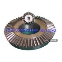 Wholesale Heavy Duty Forged Steel Industrial Bevel Gears For Rotating Gear Reducer from china suppliers