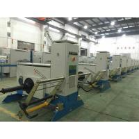 Wholesale Active Pay Off Machine Multiple Drawing Bobbins For Copper Wire Bunching Machine from china suppliers