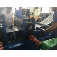 Wholesale 8 M / Min Cable Tray Rolling Forming Machine 80 - 600mm Profile Width Around 20 Tons from china suppliers