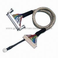 Wholesale OEM/ODM Micro Coaxial Cable Assembly and Wire Harness from china suppliers