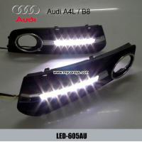 Wholesale AUDI A4 A4L B8 DRL module LED Daytime Running Light sale led running lights from china suppliers