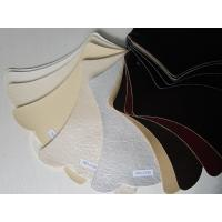 Wholesale Black PU Leather Fabric Stretch Faux Leather Material For Upholstery from china suppliers