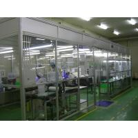 Wholesale Clean Room Accessories Aluminum Positive Pressure Softwall Clean Room Top Laminar Flow from china suppliers