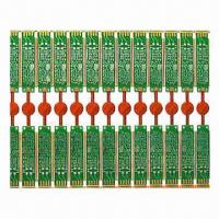Wholesale High-frequency Teflon PCB with 0.2 to 4.0mm Board Thickness from china suppliers