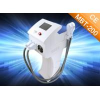 Wholesale SHR IPL RF Laser SHR AFT Hair Removal MBT - 200 650nm 950nm UK Xenon Lamp from china suppliers