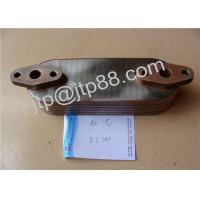 Wholesale Engine Spare Parts EB100 EC100 EL100 Oil Cooler Core For HINO from china suppliers
