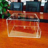 Wholesale small storage box small acrylic display boxes from china suppliers