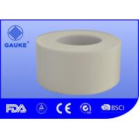Wholesale Cotton / Non Woven Wound Care Bandages Adhesive Plaster Tape With Plastic Cover from china suppliers