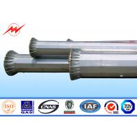 Wholesale 11M steel galvanized Electrical Power Pole for overhead transmission line from china suppliers