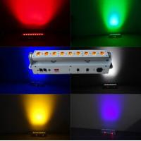 Wholesale 9x18w Uv 6 In1 Led Stage Light Battery Powered Led Par Cans 6CH/10CH from china suppliers