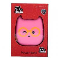 Wholesale Fashionable Dual USB 7800mAh Cartoon Power Bank External Battery with ABS Shell from china suppliers