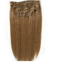 "Wholesale Professional 12"" - 30"" real hair clip in extensions Malaysian Body Wave from china suppliers"