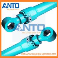 Wholesale Excavator Parts Precision Hydraulic Cylinders , Push Pull Hydraulic Cylinder from china suppliers