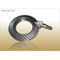 Wholesale Forging Cast Steel Helical Bevel Gears , Mining Machinery Gears from china suppliers