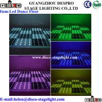 Wholesale Light Up Dance Floor Wedding Decorating Interactive Dance Floor from china suppliers