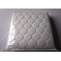Wholesale Bamboo Waterproof Quilted Mattress Protector Organic Customized Size from china suppliers