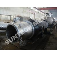 Wholesale Titanium SA266 Shell Tube Heat Exchanger 80sqm 3 Tons Weight from china suppliers