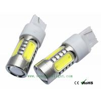 Wholesale T20 W21W Super Bright LED Brake Light Bulb 7.5W T20 colorful Light DC12V-24V from china suppliers