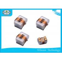 Wholesale Yellow / Black Wire Wound Inductor 0402 ~ 1210 Ceramic Chip Inductors High Frequency from china suppliers