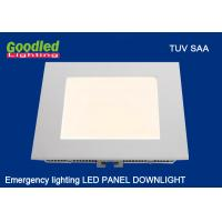 Wholesale 1450LM Natural White LED Ceiling Panel Light, Dimmable LED Downlight for Emergency from china suppliers