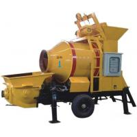 Wholesale Hot Sale JBT Series Diesel small portable concrete pump with mixer from china suppliers