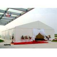 Wholesale Metalline Frame Outdoor Event Tents UVA Resistant Canopy 10+ Years Life Span from china suppliers
