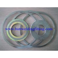 Wholesale Corrugated Flat Metal SS Spiral Wound Gasket Super Dulpex 32760 F55 from china suppliers