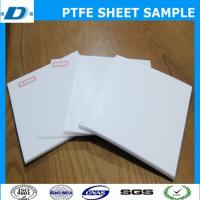 Wholesale pure virgin ptfe teflon sheet sample free from china suppliers