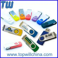 Wholesale Promotion Twister Pen Drive 1GB 2GB 4GB 8GB 16GB 32GB Capacity from china suppliers