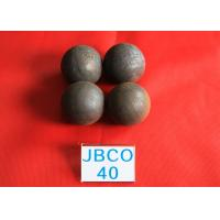 Wholesale Wear-resistant Grinding Media Steel Balls B2 D40mm Steel Ball for Copper Mine Dressing Plant from china suppliers