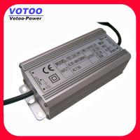 Wholesale Light Weight 24V 5A Waterproof Power Supply , Outdoor LED Light Driver from china suppliers