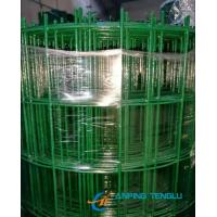 Wholesale PVC Coated Welded Wire Mesh With Big Holes Widedly Used in Fence Panels from china suppliers