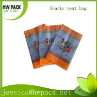 Wholesale laminate plastic layers processed meat sachet from china suppliers
