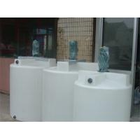 Wholesale Canature Chemical tank for water treatment from china suppliers