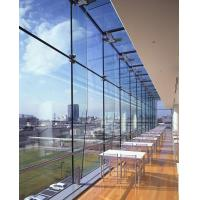 Wholesale Blue , Green , Clear Anti-UV Safety Laminated Glass For Offic Building Windows from china suppliers