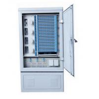 Wholesale Fiber Optic Cross Connection Cabinet Stainless Steel 288 Cores from china suppliers