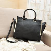 Wholesale UK boutique ladies' Atmosphere handbgas ,crocodile Pattern bodycross noble briefcase from china suppliers