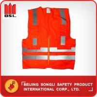 Wholesale SLJ-TSP01  REFLECTING VEST (SAFETY VEST) from china suppliers