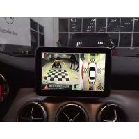 Wholesale Audi Q3 360 Degree Car Camera System With Can Bus Decoder and 4 Channel DVR from china suppliers