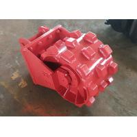Wholesale Replaceable Pick Up Joint Compaction / Compactor Wheel For Excavator Step Design from china suppliers